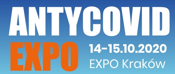 AntyCOVID Expo Cracow banner