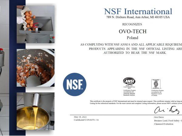 NSF OVO-TECH